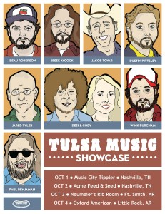 TulsaMusicShowcase_Oct1-4
