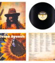 Jesse Vinyl Black